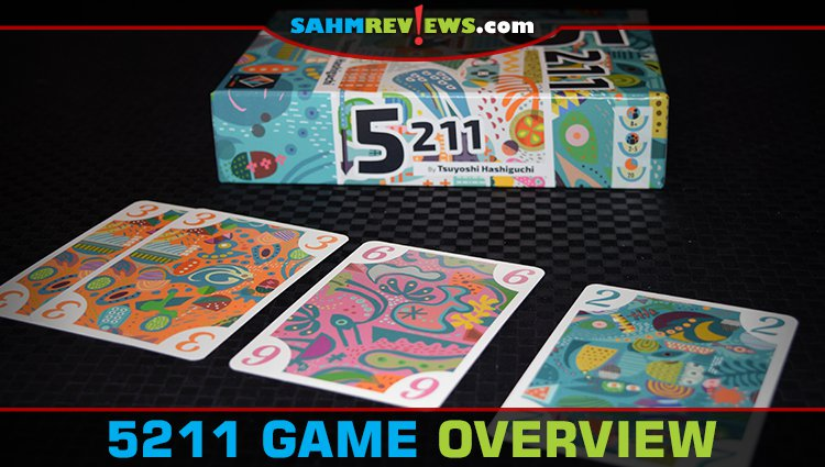 5211 Card Game Overview