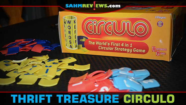 Thrift Treasure: Circulo Strategy Game