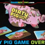 Because we're in Iowa, we know our pigs! Dirty Pigs by North Star Games seemed to be a perfect fit for our region. Read more to find out if it was! - SahmReviews.com