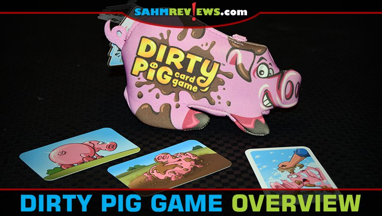 Dirty Pig Card Game Overview