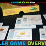 """Finding a good filler game can be tough. We found one by Green Couch Games that not only fit our criteria, it was conveniently named """"Filler""""! - SahmReviews.com"""