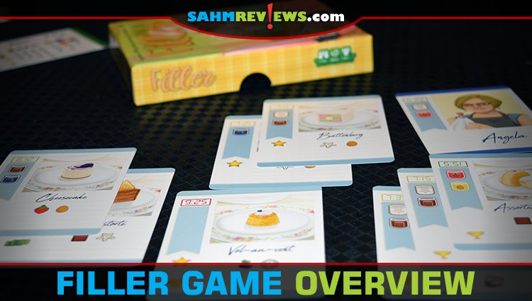 Filler Card Game Overview