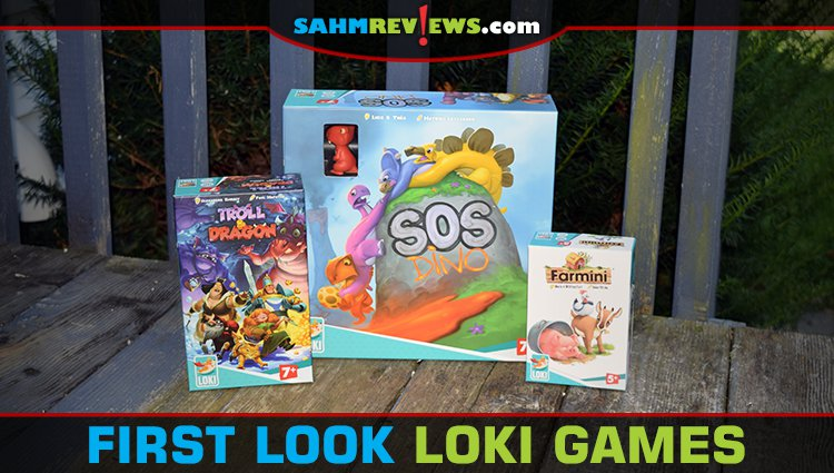 First Look: LOKI Collection from IELLO