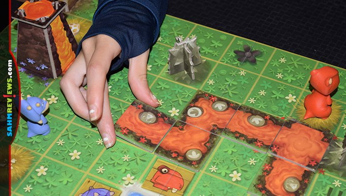 It can be overwhelming trying to learn a new game mechanic. IELLO's LOKI games are kid-friendly AND teach mechanics found in modern board games. - SahmReviews.com