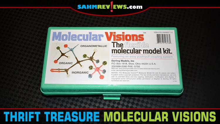Thrift Treasure: Molecular Visions Model Kit