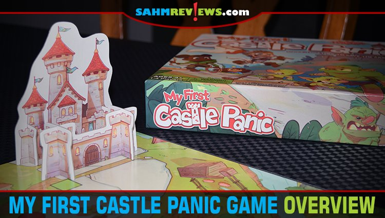 My First Castle Panic Cooperative Game Overview