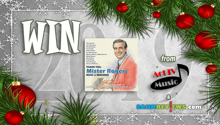 Holiday Giveaways 2019 – Thank You, Mister Rogers by Act IV Music