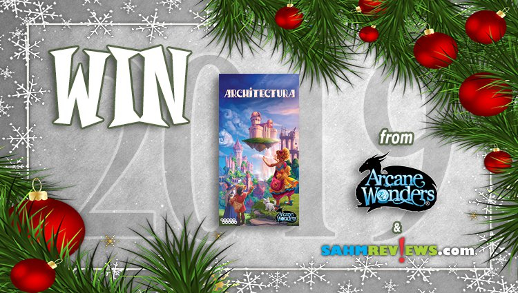 Holiday Giveaways 2019 – Architectura by Arcane Wonders