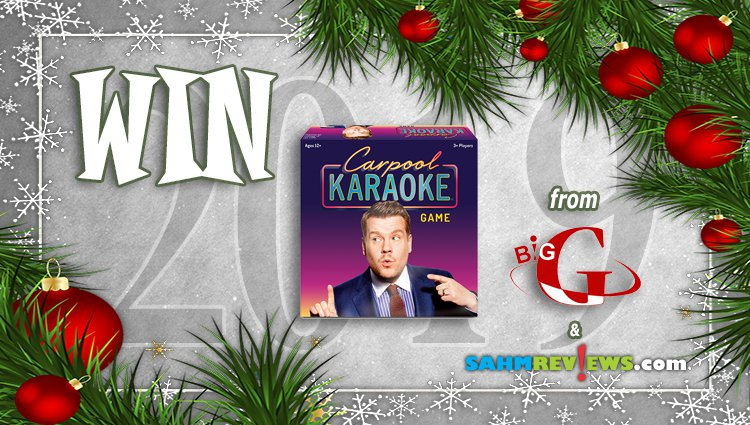 Holiday Giveaways 2019 – Carpool Karaoke by Big G Creative