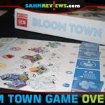 Bloom Town is the first issue from new publisher, Sidekick Games. They're not new to the industry though as the founders have created many games before! - SahmReviews.com