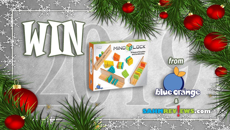 Holiday Giveaways 2019 – Mindblock by Blue Orange Games