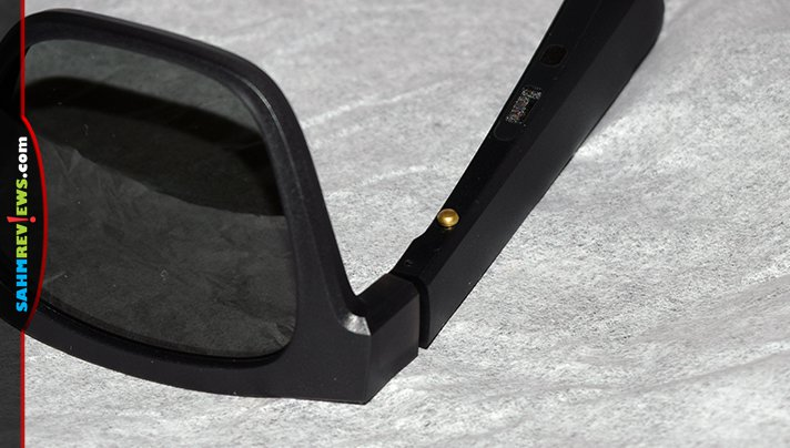 Bose Frames are the intersection of sunglasses and quality audio. Shades where you can make calls, listen to music AND be aware of your surroundings. - SahmReviews.com