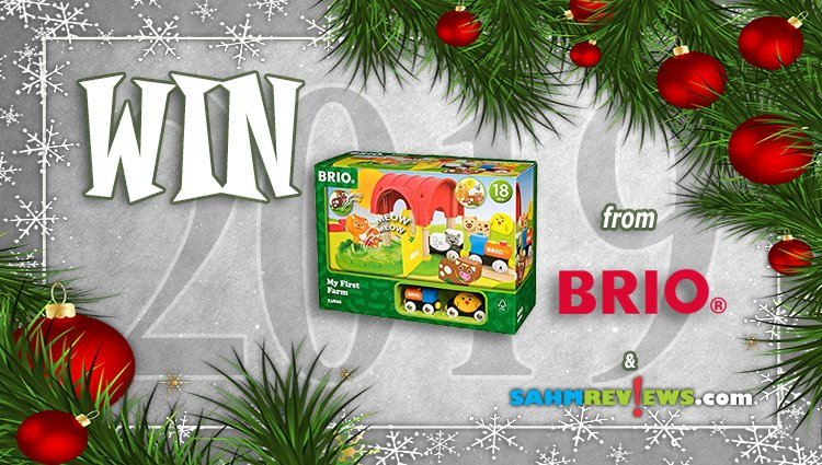 Holiday Giveaways 2019 – My First Farm by BRIO