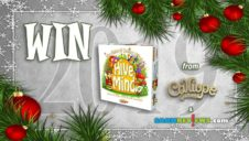 Holiday Giveaways 2019 – Hive Mind by Calliope Games