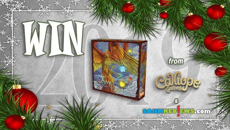 Holiday Giveaways 2019 – Tsuro: Phoenix Rising by Calliope Games