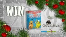 Holiday Giveaways 2019 – Fallen Treasures by CardLords