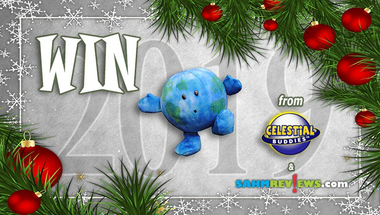 Holiday Giveaways 2019 – Little Earth Plush by Celestial Buddies