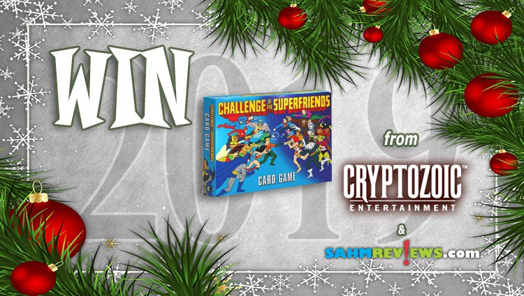 Holiday Giveaways 2019 – Challenge of the Superfriends by Cryptozoic Entertainment