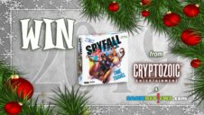 Holiday Giveaways 2019 – Spyfall: Time Travel by Cryptozoic Entertainment