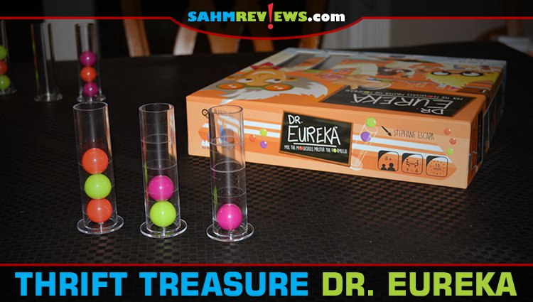 Thrift Treasure: Dr. Eureka