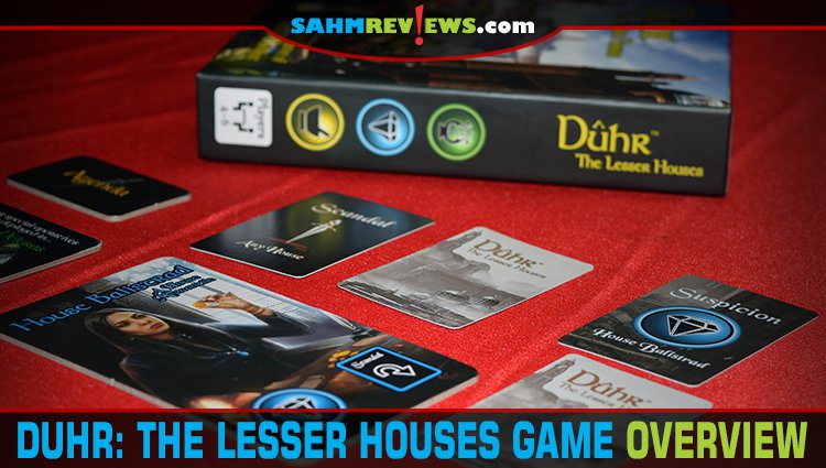 Duhr: The Lesser Houses Social Game Overview