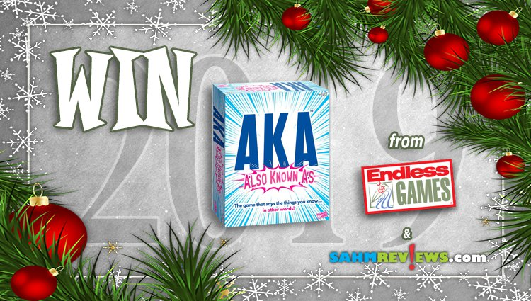 Holiday Giveaways 2019 – AKA by Endless Games