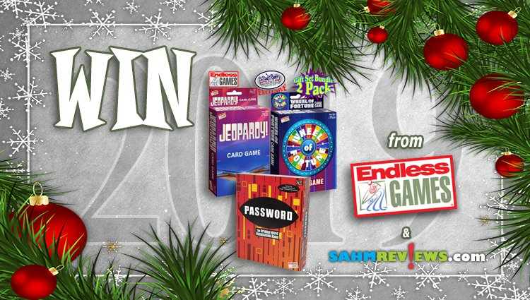 Holiday Giveaways 2019 – Game Show Prize Package by Endless Games