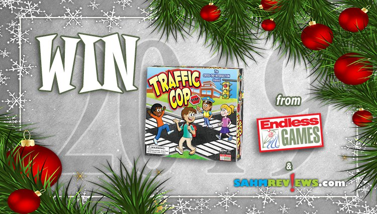 Holiday Giveaways 2019 – Traffic Cop by Endless Games