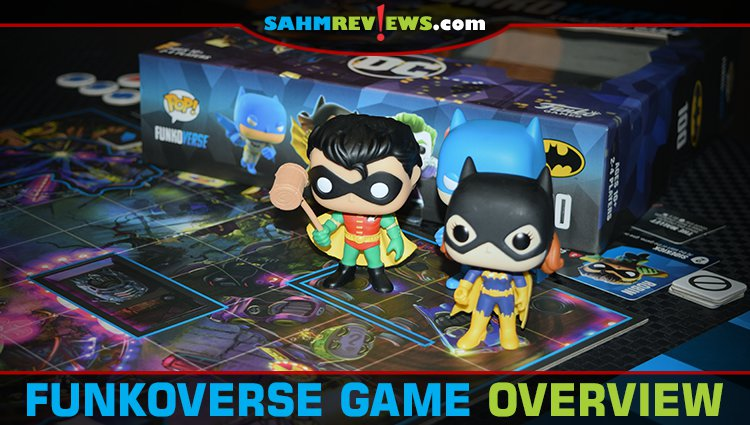Funkoverse Funko Pop! Strategy Game Overview