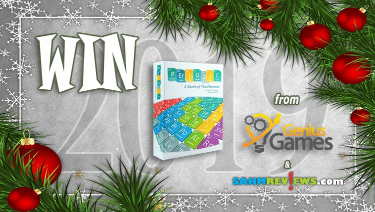 Holiday Giveaways 2019 – Periodic by Genius Games