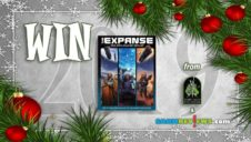 Holiday Giveaways 2019 – The Expanse RPG by Green Ronin Publishing