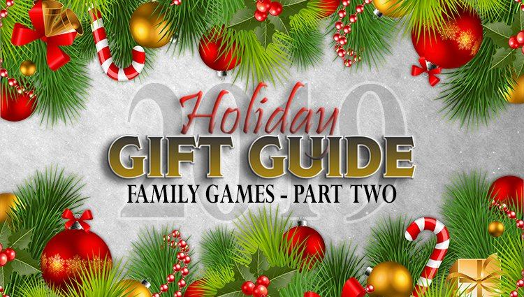 This Christmas Your Family Wants Even More Games – Lots More Games!