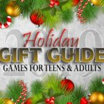 """The hardest gifts to buy are those for those older """"kids"""" in the family. This list of games for teens & adults will make you the star of game night! - SahmReviews.com"""
