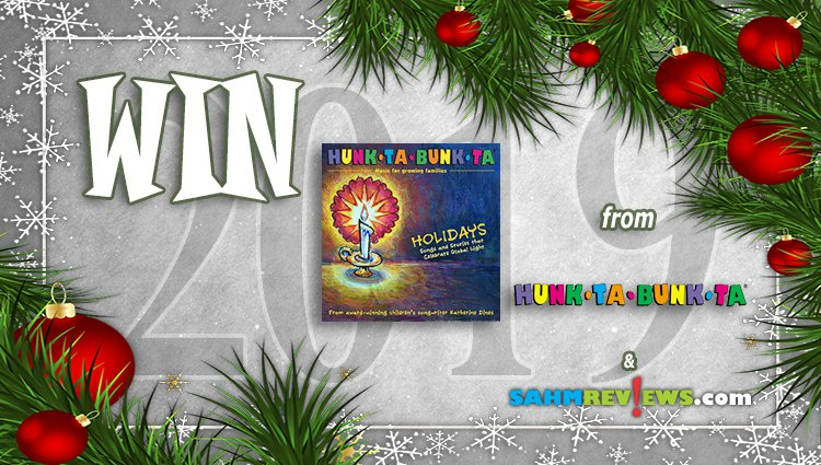 Holiday Giveaways 2019 – Holiday Songs by Hunk-Ta-Bunk-Ta