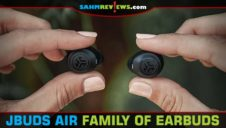 For Work and Play: JLab JBuds Air True Wireless Earbuds