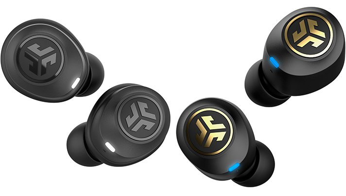 From work to play, JLab JBuds Air True Wireless Earbuds have a style to fit your needs. - SahmReviews.com