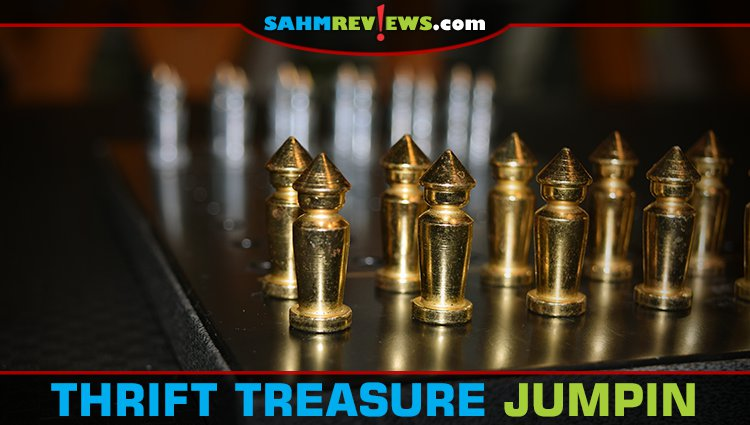 Thrift Treasure: Jumpin Strategy Game