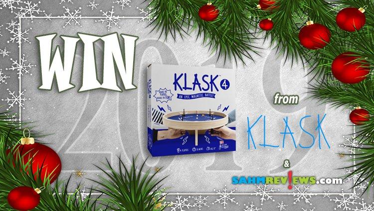 Holiday Giveaways 2019 – KLASK4 by KLASK