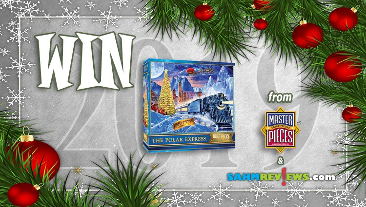 Holiday Giveaways 2019 – Polar Express Jigsaw Puzzle by MasterPieces