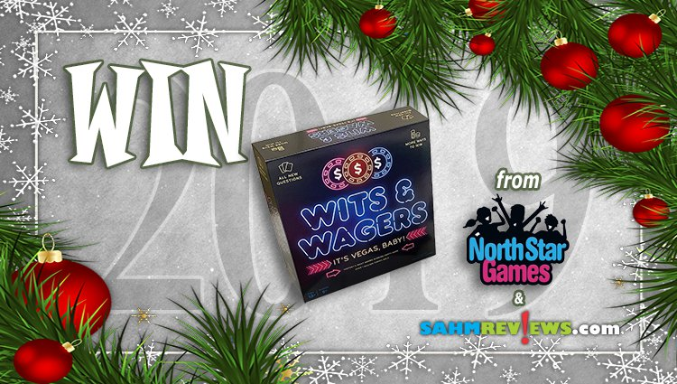 Holiday Giveaways 2019 – Wits & Wagers Vegas by North Star Games