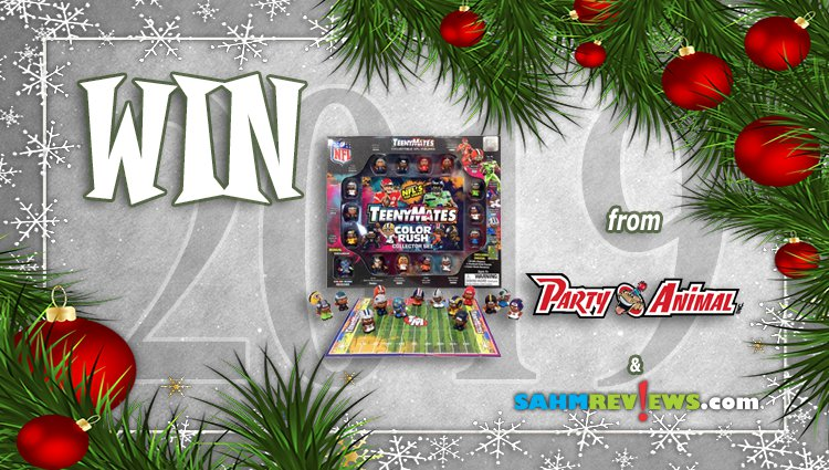 Holiday Giveaways 2019 – NFL TeenyMates by Party Animal Inc.