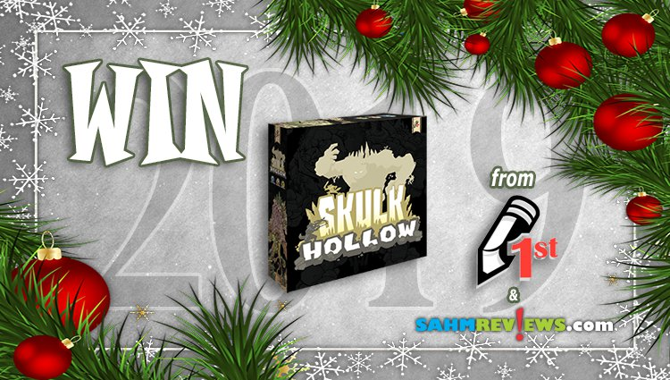 Holiday Giveaways 2019 – Skulk Hollow by Pencil First Games