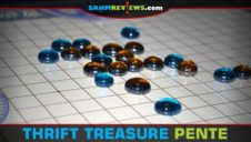 Thrift Treasure: Pente Board Game
