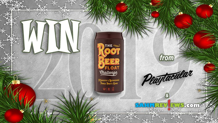 Holiday Giveaways 2019 – Root Beer Float Challenge by Playtacular
