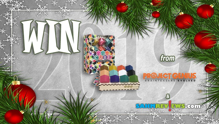 Holiday Giveaways 2019 – Chroma Cube by Project Genius