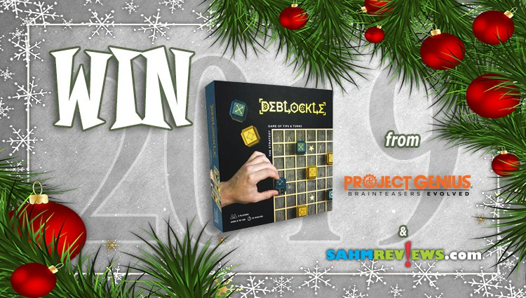 Holiday Giveaways 2019 – Deblockle by Project Genius