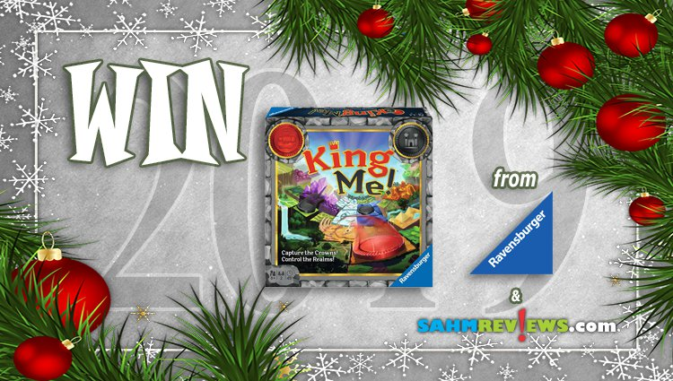 Holiday Giveaways 2019 – King Me! by Ravensburger