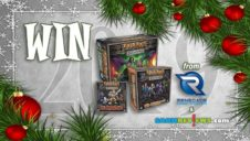 Holiday Giveaways 2019 – Clank! Prize Package from Renegade Game Studios