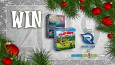 Holiday Giveaways 2019 – Two Games from Renegade Game Studios
