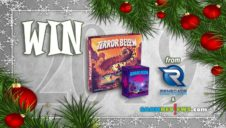 Holiday Giveaways 2019 – Terror Below + Expansion by Renegade Game Studios